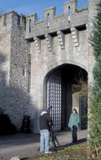Filming of the accompanying DVD took place all over the UK including Bodelwyddan Castle in North Wales