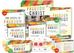 Freedom In Christ course Starter Pack
