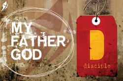 disciple Postcard - My Father God