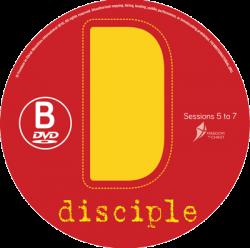 disciple Teaching DVD disc B