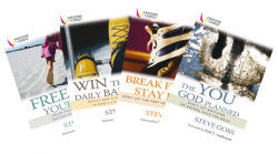 Discipleship Series - Church Pack (10 of each)
