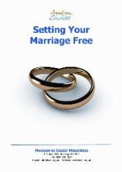 Setting Your Marriage Free - Participant's Manual