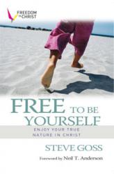 Free to be Yourself (Discipleship Series Book 1)