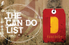 disciple Postcard - The Can Do List