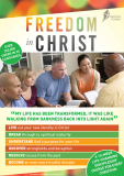 Freedom In Christ Course A3 Poster