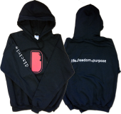Disciple Hoodie Front and Back