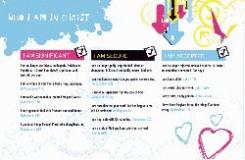FIC For Young People Postcard Pack - 11-14s